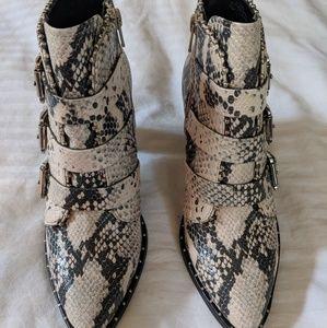 a8c600630e9 Humble natural snake booties